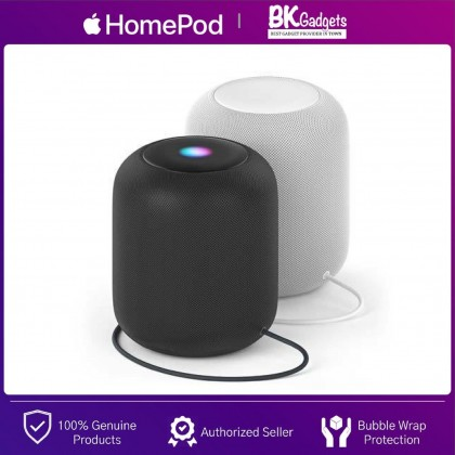Apple ᕼomepod Smart Speaker - Support Homekit | Support HomeKit | Room-filling Sound | An Intelligent Assistant | Control your Smart Home | Private and Secure
