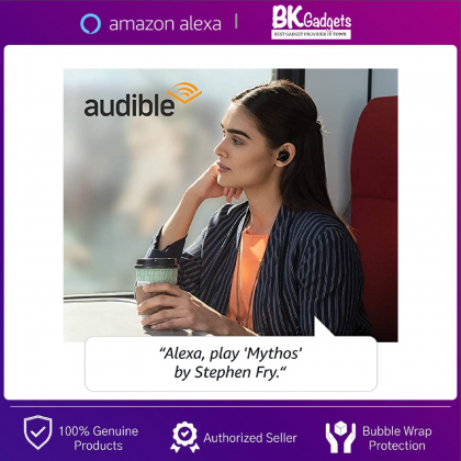 AMAZON Echo Buds | Wireless earbuds with immersive sound, active noise reduction and Alexa