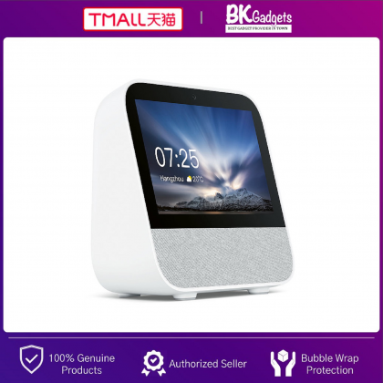 TMALL Genie CC Build in Tmall Genie Smart Assistant - Smart AI Speaker with 7 Inch LCD Display Touch Screen | Camera