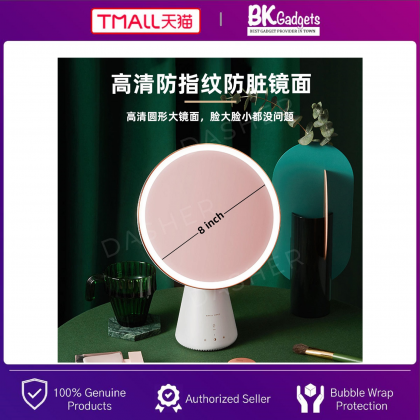 TMALL Genie Queen Make up Mirror Build in Tmall Genie Smart Assistant - Smart AI Speaker with 7 Inch LCD Display Touch Screen | Camera