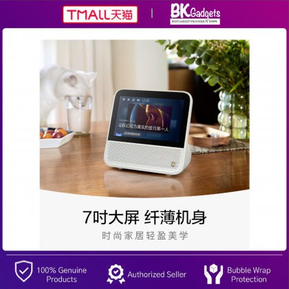 TMALL Genie CCL Build in Tmall Genie Smart Assistant - Smart AI Speaker with 7 Inch LCD Display Touch Screen   Camera