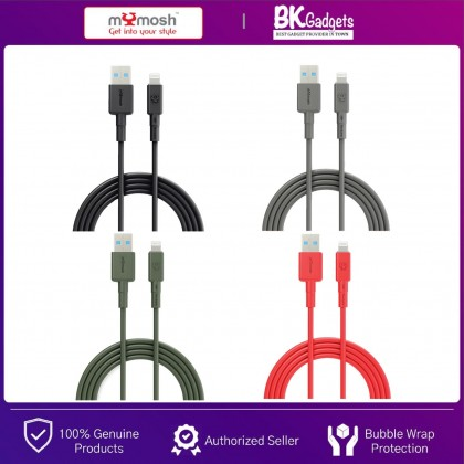 MYMOSH Type-C to Type-C Cable [ USB-IF Citification ] - 60W Power Delivery | QC Fast Charge | 1.2M LENGTH