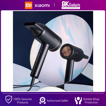 Showsee A8 Hair Dryer - Negative Ion | High Speed Noise Reduction | 1800W | Hair Care Professional Quick Dry