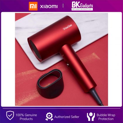 Showsee A5 Hair Dryer - Negative Ion Hair Care   1800W   55° Constant Temperature Quick-Dry   Smoothing Frizz