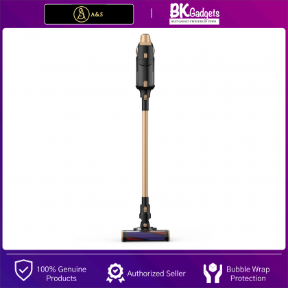 A&S S100 Handy Cordless Vacuum Cleaner - 21000Pa Powerful Suction | Rechargeable | 40min Working Time | 3 touch Suction Switching