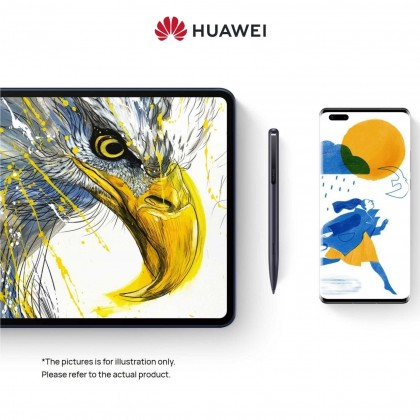 HUAWEI M Pen 2 - Huawei HiPair | Plug Play Charge | Multi-Device Connection