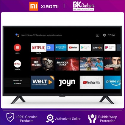 """XiaoMi LED Smart TV 4S 65"""" [ Global Version ] 4K Ultra HD Display 