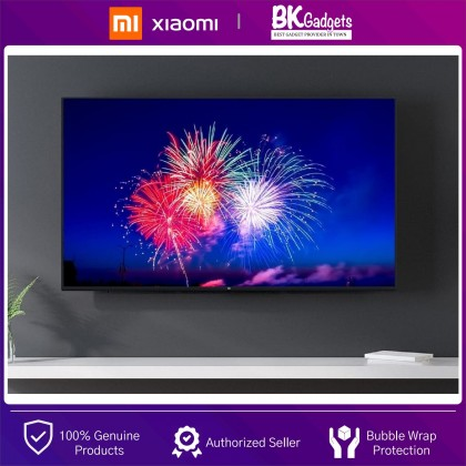 """XiaoMi LED Smart TV 4S 75"""" 4K HDR [ Chinese Version ] - Dolby Sound Effect 