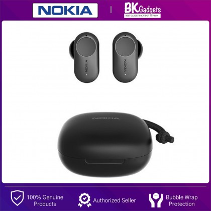 NOKIA Pro P3802A True Wireless Stereo Earphones with Case - ANC | Voice Cancellation | Bluetooth 5.0 | 32H Play Time | IPX5 Waterproofs