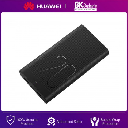 Huawei AP20Q [ 20000mAh ] PowerBank - Support Type C | Fast Charge | Quick Charge