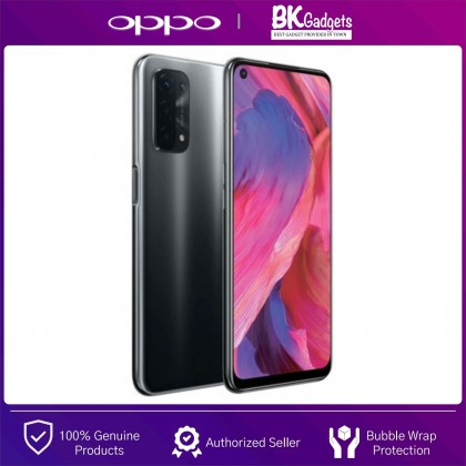 """OPPO A74 4G [ 6GB + 128GB Smartphone ] - 6.44"""" AMOLED Screen 