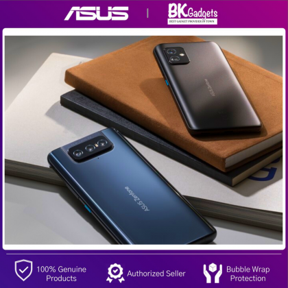 """ASUS ZENFONE 8 [8GB + 128GB] - Snapdragon 888 
