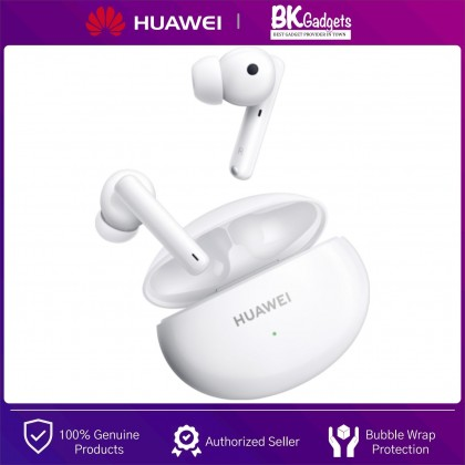 HUAWEI FreeBuds 4i Wireless Earphone - Active Noise Cancellation | 10mm Driver | 10Hours PlayTime | Crystal Clear Audio | Premium Design