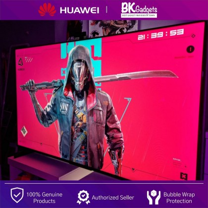 HUAWEI Vision S Smart TV - 13MP Camera | Harmony OS | 1080P Video Call | 120Hz Refresh Rate | 4 Speaker Huawei Sound | Huawei Share