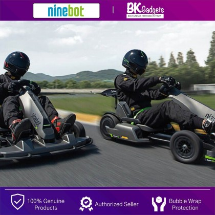 Ninebot Go Kart Pro 2020 - Top Speed Up to 37km/h   Foldable Frame   Max Running Distance Up to 25 km   150CC