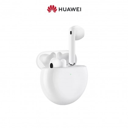 HUAWEI FreeBuds 4 Wireless Headphone - Air-Like Comfort   High Resolution Sound   Open-fit Active Noise Cancellation   Crystal Clear Audio