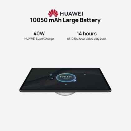 """HUAWEI MatePad Pro 12.6"""" Tablet [ 8GB + 256GB ] Olive Green - with Keyboard + M-Pencil 