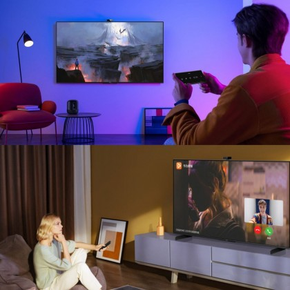 """HUAWEI Vision S 65"""" Smart TV - 13MP Camera 