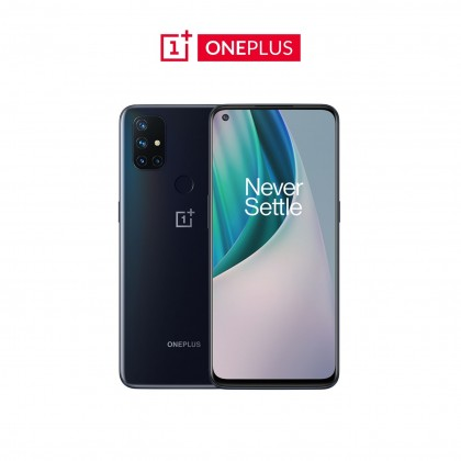 OnePlus Nord N10 5G [ 6GB + 128GB ] SmartPhone - Warp Charge 30T | 5G Ready | 90 Hz Smooth Display | 64MP Quad Camera