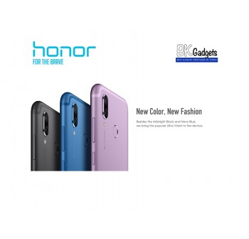 Honor Play 4/64GB Blue- Original from Honor Malaysia 1 Year Warranty