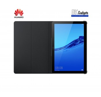 HUAWEI MediaPad T5 Black [ 3GB + 32GB ] + FREE Protective Leather Case