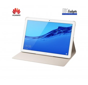 HUAWEI MediaPad T5 Gold [ 3GB + 32GB ] + FREE Protective Leather Case