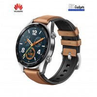 Huawei Watch GT Brown - Original from Huawei Malaysia 1 Year Warranty