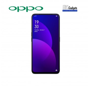 OPPO F11 Pro 6/64GB Thunder Black- Original from OPPO Malaysia 1 Year Warranty