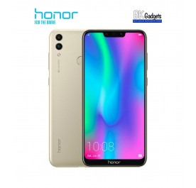 Honor 8C 3/32GB Gold - Original from Honor Malaysia 1 Year Warranty