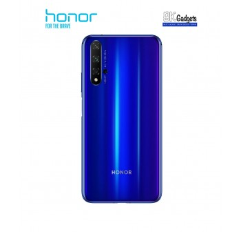 Honor 20 6/128GB Sapphire Blue - Original from Honor Malaysia 1 Year Warranty