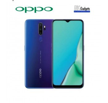 OPPO A9 2020 8/128GB Space Purple- Original from OPPO Malaysia 1 Year Warranty