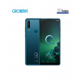 Alcatel 3X 4/64GB Green - Original from Alcatel Malaysia 1 Year Warranty