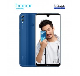 Honor 8X Max 4/128GB Sapphire Blue - Original from Honor Malaysia 1 Year Warranty