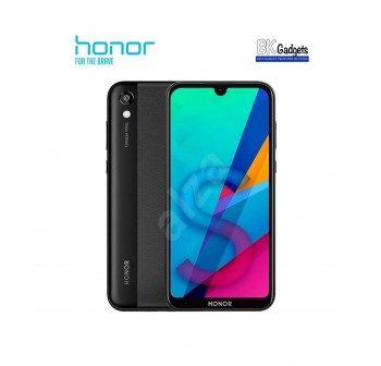 HONOR 8S Black [ 2GB + 32GB ] Smartphone + FREE Band 4 Running