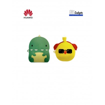 HUAWEI FreeBuds 3 Ceramic White + Limited Edition Cover