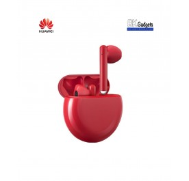 HUAWEI FreeBuds 3 Red + Limited Edition Cover