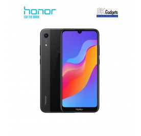 HONOR 8A Black [ 3GB + 64GB ] Smartphone + FREE Band 4 Running