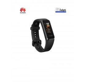 HUAWEI BAND 4 Color Screen Smart Wristband Wearable Fitness Tracker [ Meteorite Black ]