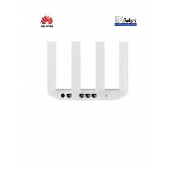 HUAWEI WIFI WS5200 ROUTER (Dual Core CPU AC1200 Gigabit Ethernet Ports) Stronger Extender [ White ]