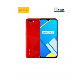 Realme C2 3/32GB Ruby Red - Original from Realme Malaysia 1 Year Warranty