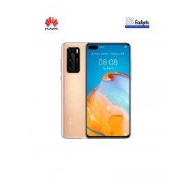 Huawei P40 8/128GB Blush Gold - Original from Huawei Malaysia 1 Year Warranty