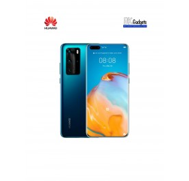 Huawei P40 Pro 8/256GB Deep Sea Blue - Original from Huawei Malaysia 1 Year Warranty