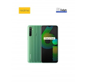 REALME 6i Green Tea [ 4GB  + 128GB ] Smartphone