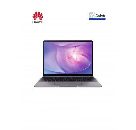 HUAWEI MateBook 13 i5 2020 [ 16GB + 512GB + MX250 ] Touch Screen Space Grey Laptop + FREE Huawei Mouse + FREE Huawei Backpack + Free Huawei Band 4