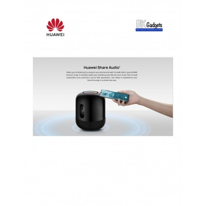 HUAWEI Sound X Bluetooth Speaker [ Starry Night ] + DEVIALET Dual Woofers + Huawei Share