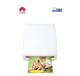 HUAWEI CV80 Smart Pocket Photo Portable Printer + ZINK Inkless Printing + AR Video Printing