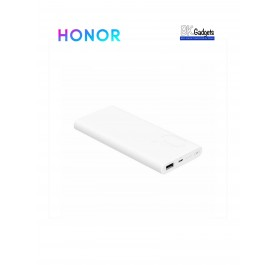 Honor Power bank 2 (AP10QM) 10000mAh 18W Fast Charge + With Micro USB Cable [ White]