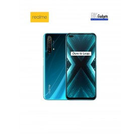 REALME X3 Super Zoom Glacier Blue [ 12GB  + 256GB ] Smartphone + AI Quad Camera