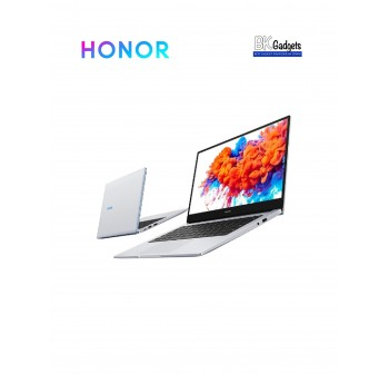 HONOR Magicbook 14 R5 [ 8GB + 256GB + Vega 8 ] Mystic Silver Laptop + Free HONOR Wireless Mouse + HONOR BackPack