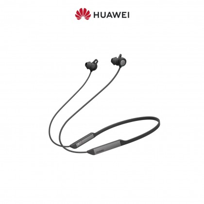 HUAWEI Freelace Pro Wireless Headphone - Noise Cancellation | Huawei HiPair | Magnetic Snap | 5 Hours Play Time